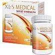 Captador de grasa-azúcar Max Strength Caja 120 uds XLS Medical