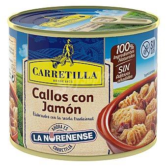 Carretilla Callos con jamón sin gluten 630 g