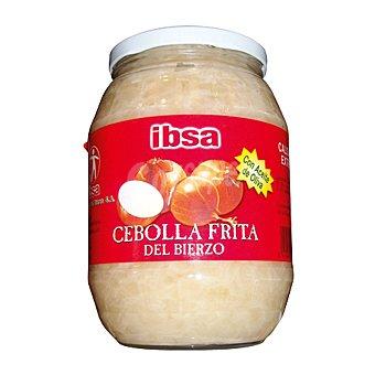 Ibsa Cebolla frita del bierzo con aceite de oliva Frasco 280 g