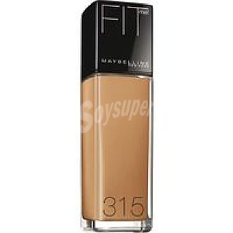 Maybelline New York Fondo de maquillaje Fit Me 315 Pack 1 unid