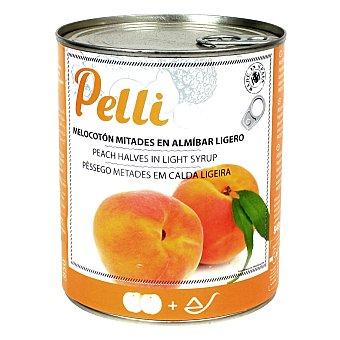 Pelli Melocotón en almíbar en Mitades 840 g