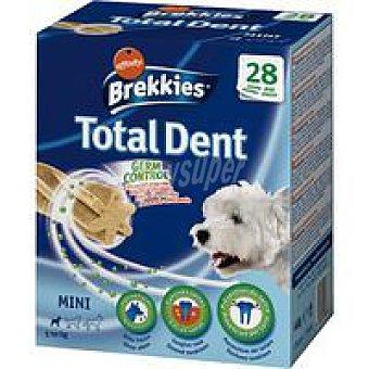 Brekkies Affinity Snacks totaldent para perros Mini multipack x4