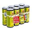 Limón con gas Lata pack 8 x 330 cc - 2640 cc Schweppes