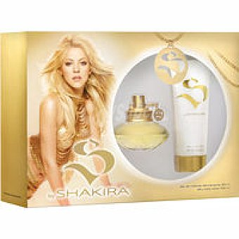 Shakira Colonia Vaporizador 50 ml + body