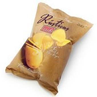 007 Snacks Patatas rústicas Bolsa 130 g