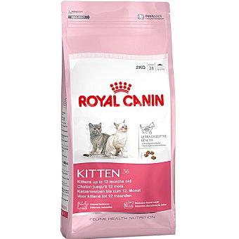 Royal Canin alimento especial para gatitos hasta 12 meses Kitten bolsa 4 kg