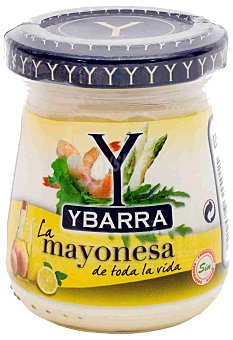Ybarra Mayonesa Frasco 105 ml