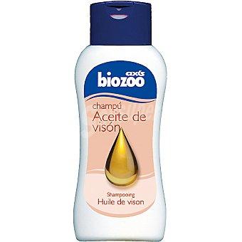 BIOZOO AXIS Champú al aceite de visón para perros Envase 250 ml