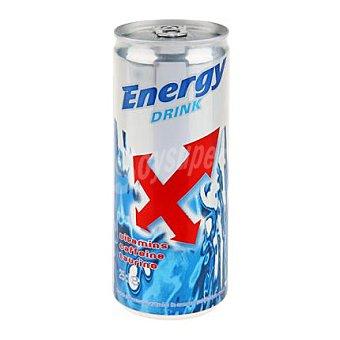 Carrefour Bebida energética Carrefour 25 cl