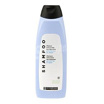 Les Cosmétiques Champú extra suave uso frecuente para todo tipo de cabello 750 ml