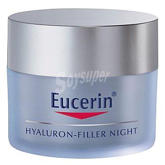 Eucerin Crema facial rellenador de arrugas Hyaluron Filler para la noche 50 ml