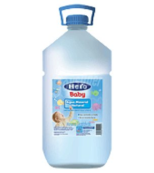 Hero Baby Agua mineral natural 5 l