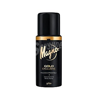 Magno Desodorante gold exclusive Spray 150 ml