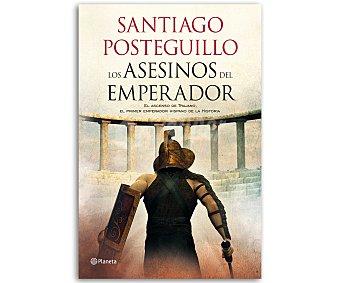 HISTÓRICA Los asesinos del emperador, santiago posteguillo, libro de bolsillo, género: novela histórica, editorial: Plantea. Descuento ya incluido en pvp. PVP anterior: