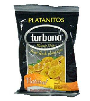 Turbana Platanitos natural 30 g
