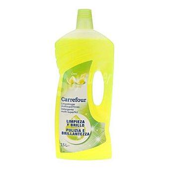 Carrefour Limpia hogar multiusos Limón 1,5 l