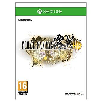 XBOX ONE Videojuego Final Fantasy: Type-0 Hd  1 Unidad