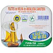 Filetes de melva canutera de Andalucía en aceite de girasol 163 G 163 g LA TARIFEÑA