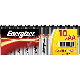Energizer Pilas AA (LR6) blister 10 ud 10 ud