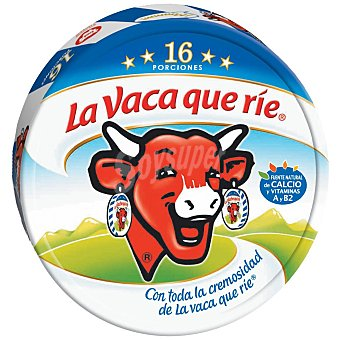 La Vaca que ríe Quesitos en porciones Caja 16 uds (250 g)