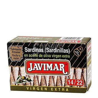 Javimar Sardinillas en oliva virgen 14/22 88 g