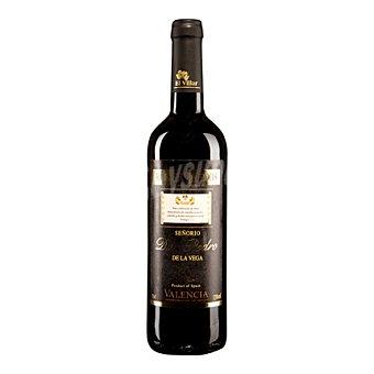 El Villar Vino tinto Señorío Don Pedro de la Vega D.O. Alicante Reserva 75 cl