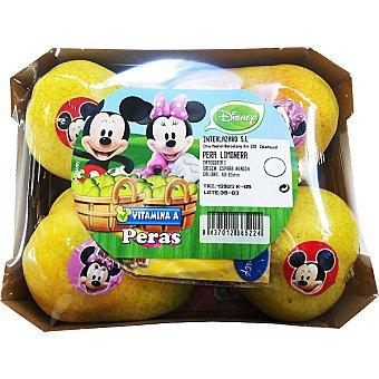 DISNEY2 Pera limonera bandeja 500 g (contiene regalo sorpresa) Bandeja 500 g