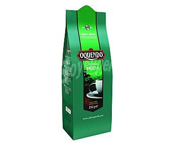 Oquendo Cafe molido mezcla 70-30 Paquete 250 g