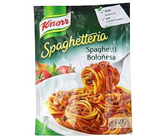 Knorr Espagueti Boloñesa 162 Gramos