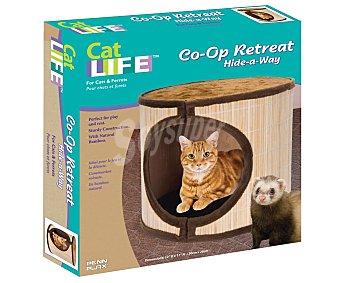 CAT Refugio para gatos 1 ud