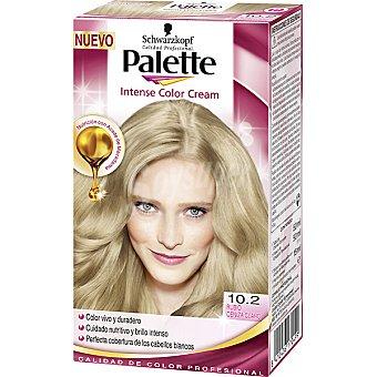 Schwarzkopf Palette Tinte Intense Color Cream rubio ceniza claro nº 10.2 Caja 1 unidad
