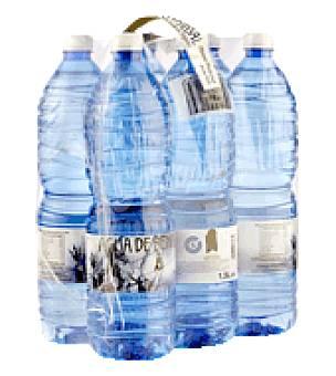 Agua de Benassal Agua mineral 1,5 l