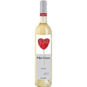 CORAZON LOCO Vino Blanco Dulce Botella 50 cl