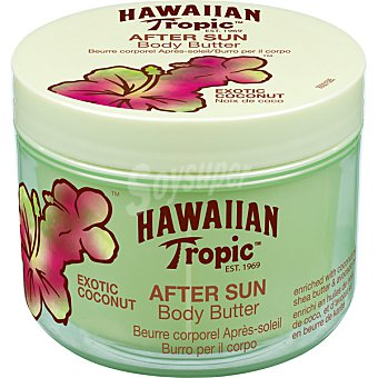 Hawaiian Tropic After sun crema corporal de coco tarro 200 ml tarro 200 ml