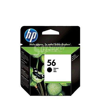 HP Cartucho de Tinta 56 - Negro Cartucho de Tinta 56