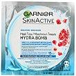 Skin active mascarilla facial hidratante revitalizante sachet 1 ud 1 ud Garnier
