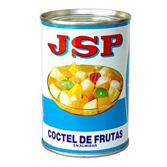 Jsp Cocktail frutas 410 g