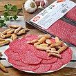 Salami extra loncheado bipack 2 envases 120 G 240 g Tello
