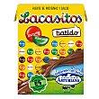 Batido con sabor a lacasitos, bajo en lactosa 3 x 200 ml Central Lechera Asturiana