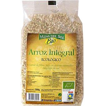 YNSADIET arroz integral ecológico envase 500 g