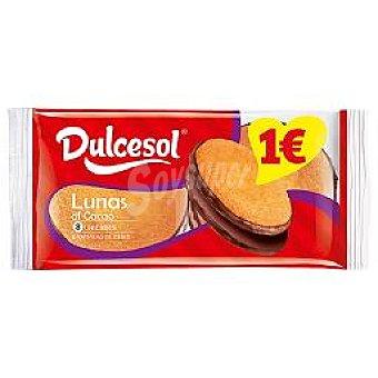 Dulcesol Lunas 4 unid