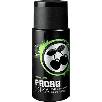 Pachá Ibiza Desodorante Wild Sex 24h Spray 150 ml