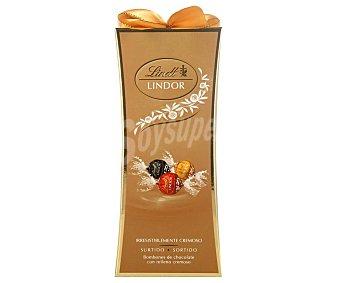 Lindt Bombones de chocolate surtidos con relleno cremoso 225 g