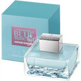 Antonio Banderas Colonia para mujer Blue Seduction Frasco 50 ml