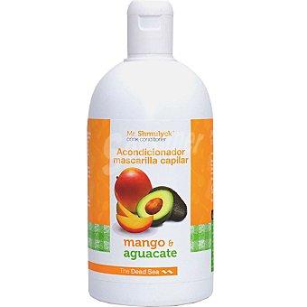 Jordan shmulyck Acondicionador mascarilla capilar mango & aguacate Frasco 450 ml