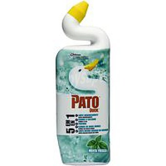 Pato Limpiador wc menta Botella 750 ml