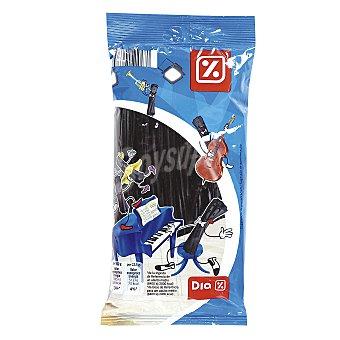 DIA Torcidas regaliz negro Bolsa 225 g