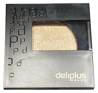DELIPLUS Sombra de ojos nº 09 beige perlado 1 unidad
