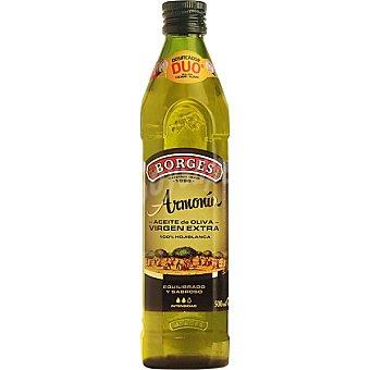 Borges Aceite de oliva virgen extra Hojiblanca Armonía Botella 50 cl