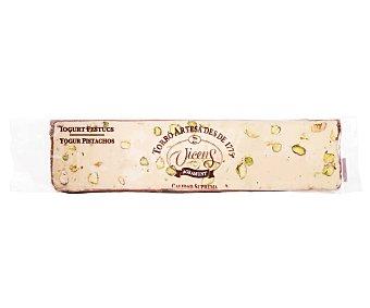 Vicens Turrón de yogur con pistachos Tableta 300 g